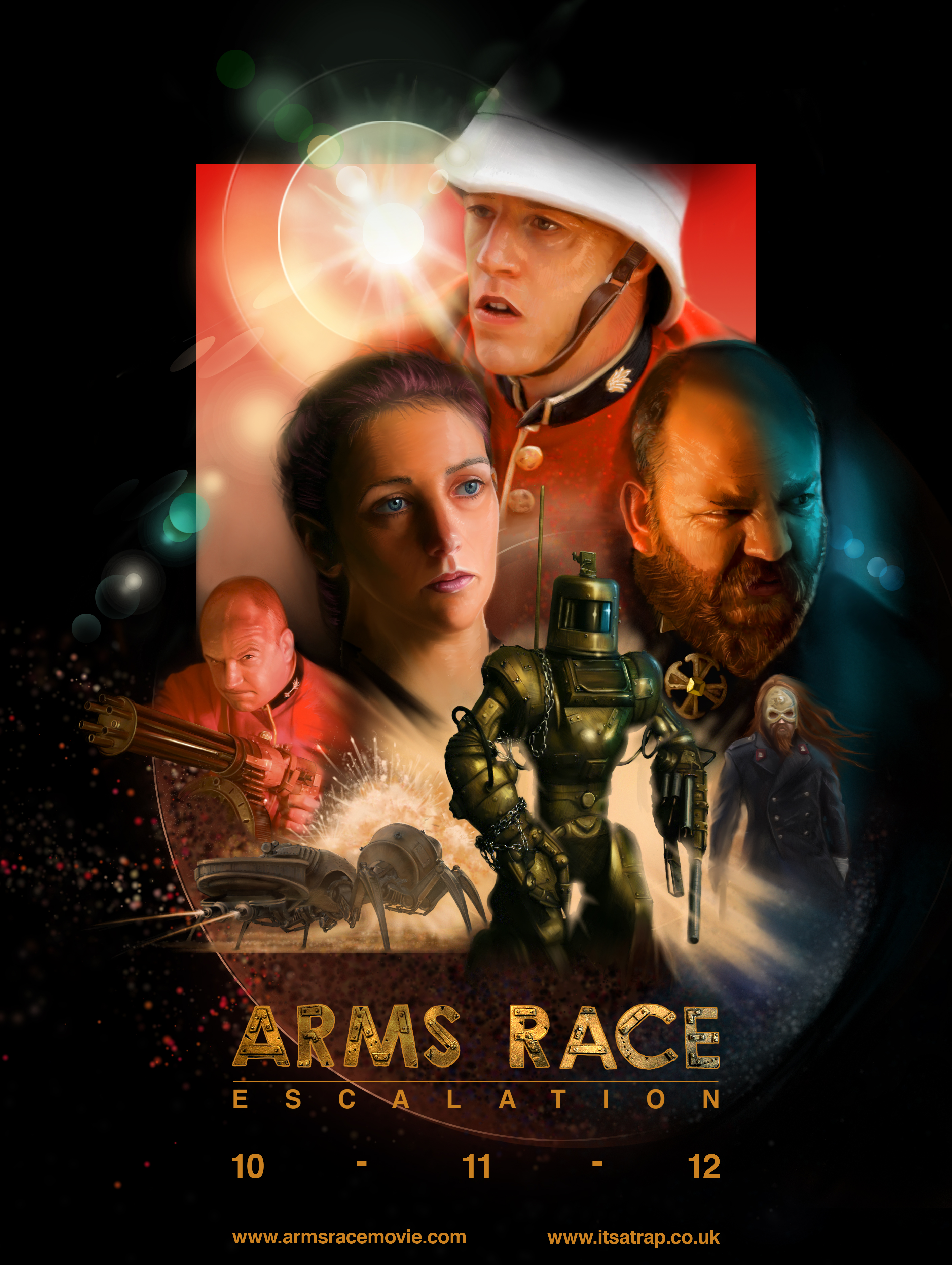 Arms Race: Escalation